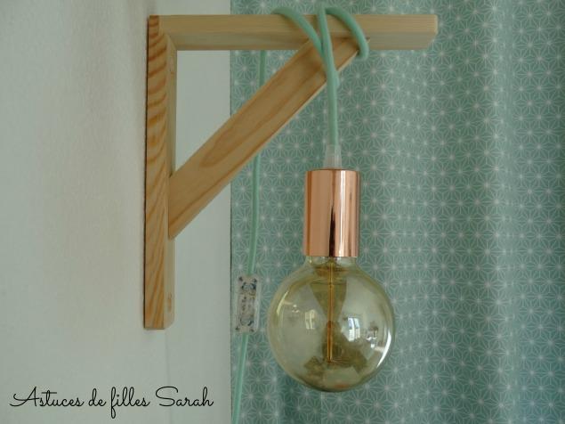 DIY lampe baladeuse